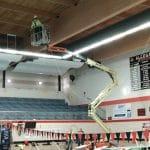 Diving Harness Installation